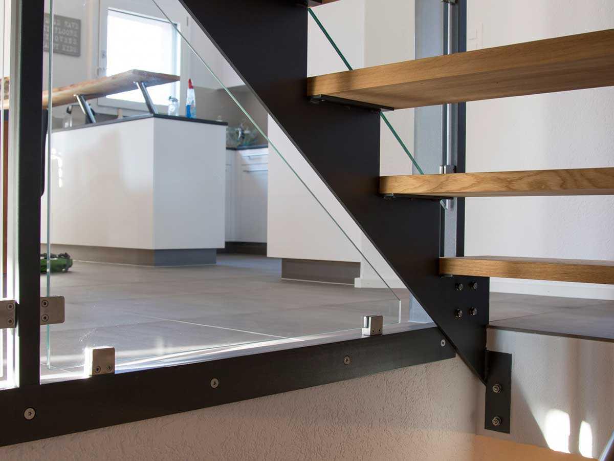 Metallbau Emmental Treppe
