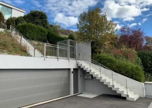 Treppe   Brand Anlagenbau Emmental