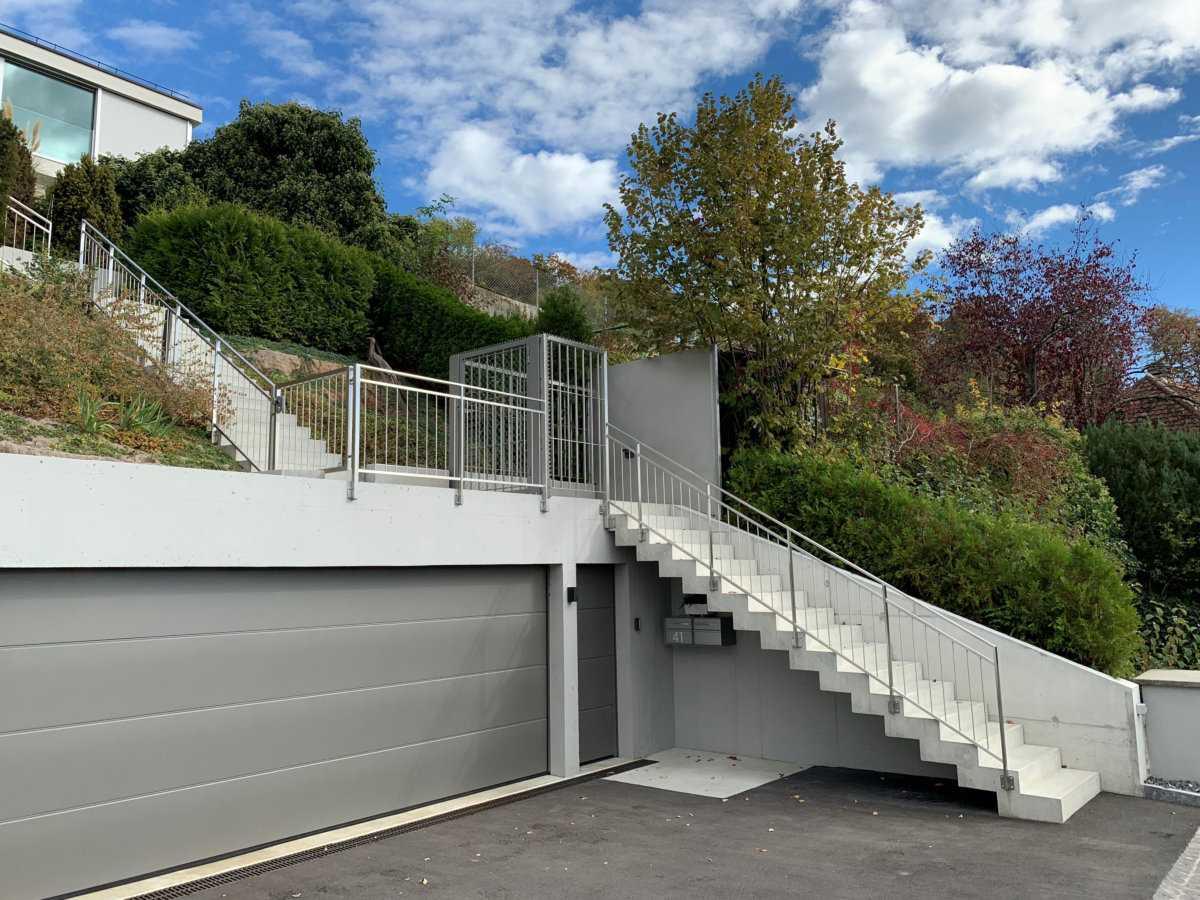 Treppe | Brand Anlagenbau Emmental