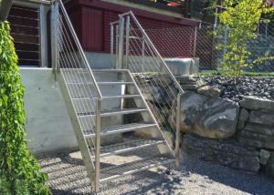 Treppen   Brand Anlagenbau Emmental