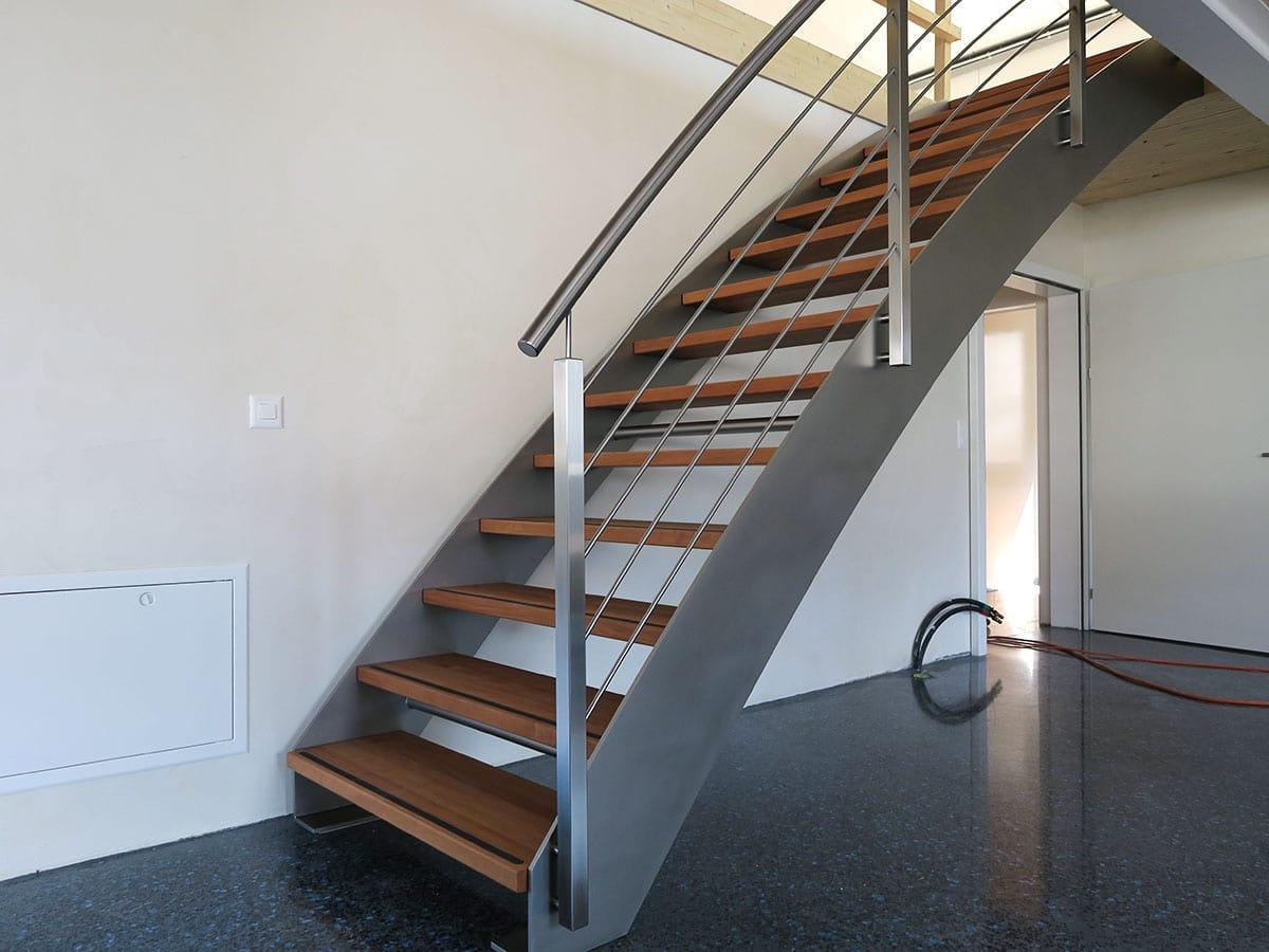 Treppen | Brand Anlagenbau Emmental